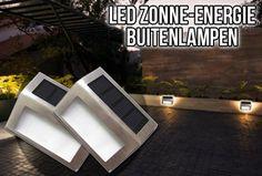 Led Lampen Aanbieding : Solar led außenbeleuchtung solvinden lampen pinterest solar led