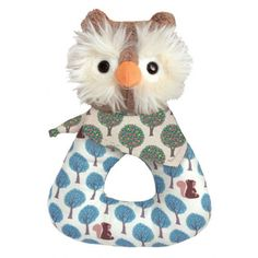 Baby toys from Apple Park are gorgeously designed and crafted with care both for your baby and the environment, using the safest organic materials. This adorably cute patterned Owl rattle will engage your baby as they shake, roll and rattle! Organic Baby Toys, Baby Rattle, Baby Owls, How To Dye Fabric, New Baby Gifts, Cool Patterns, Educational Toys, Cool Toys, Baby Love