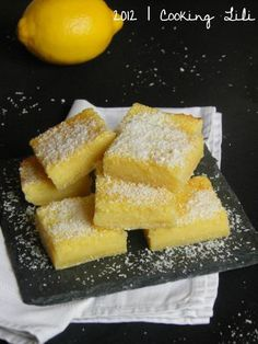 Carrs fondants Noix de Coco et Citron Idal pour un caf gourmand :) Desserts With Biscuits, No Cook Desserts, Mini Desserts, Delicious Desserts, Dessert Recipes, Yummy Food, Chefs, French Dishes, Recipes From Heaven