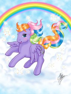 My Little Pony - Is it sad I know this one was called Tickle? lol XD