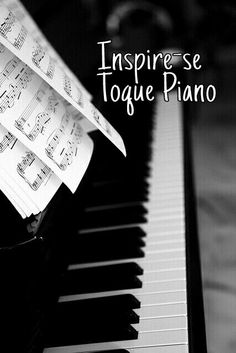 Inspire-se toque piano