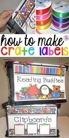 40 Best Preschool Classroom Labels Images Preschool Day Care