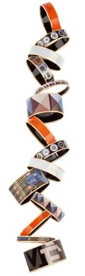 hermes bangles are waiting for me there...