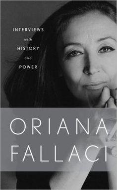 Mujeres Asombrosas Oriana Fallaci
