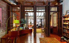 casa de fifia: um loft super colorido