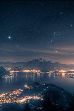 Orion Constellation,Switzerland