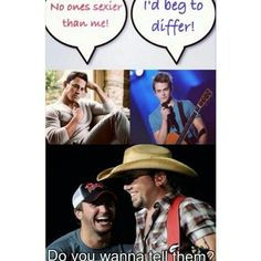 Oh my those country boys..