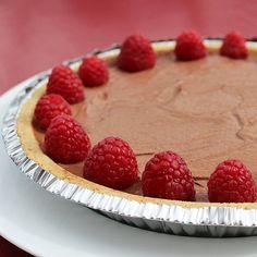Vegan Chocolate Pie Recipe