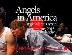 ostpool speelt Angels in America in de regie van Marcus Azzini. Het speelt zich af in het tijdperk van Ronald Reagan, waarin politiek en economisch conservatisme opbloeit als reactie op de vrije jaren zeventig en angst hoogtij viert. Angst voor de politiek, de maatschappij, voor elkaar, maar ook voor het nieuwe nog onbekende aidsvirus.