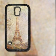 Eiffel Tower Design 4 on Samsung Galaxy S5 Black Rubber Silicone Case by EastCoastDyeSub on Etsy https://www.etsy.com/listing/196039238/eiffel-tower-design-4-on-samsung-galaxy