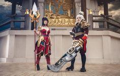 Confira a galeria de cosplay dos Amigos ou Inimigos! | League of Legends
