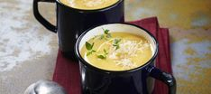 Juures-juustokeitto | Alkuruoat | Reseptit – K-Ruoka Cheeseburger Chowder, Ramen, Soup, Cooking Recipes, Ethnic Recipes, Chef Recipes, Soups
