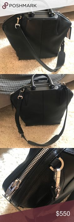 Alexander Wang Large Emile new with tag Brand new Alexander Wang classics large size purse, perfect size , 15 inch wide . 12 inches high , 6 inches depth . Brand new  with tag .100% authentic!!!! Please look over all pictures and ask questions prior to purchasing. Thanks! Retail for 995+tax! Alexander Wang Bags Shoulder Bags