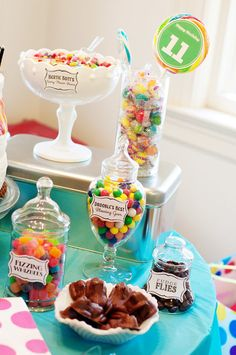 Printable Honeydukes Candy Labels by crystalnale on Etsy #harrypotter #potterparty