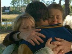 Jack, Jen, and Grams. ♥♥♥ Dawson's creek - unlikely family unit