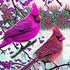 Pássaros cardeais em madeira, quebra-cabeça - http://www.jogarjogosonlinegratis.com.br/jogos-de-sobrevivencia/passaros-cardeais-em-madeira-quebra-cabeca/?utm_source=PN&utm_medium=&utm_campaign=SNAP%2Bfrom%2BJogar+Jogos+Online+Gratis