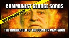 That anti-American piece of crap George Soros has been mentioned over 5o times in the leaked Clinton campaign emails. Still nothing on YOGA. The COMMUNIST billionaire who is funding Hillary's campaign and domestic terror groups like Black Lives Matter, and who is PUSHING for a MUSLIM MIGRATION into the United States has come up a lot in private discussions between top Hillary Clinton campaign officials. American Lookout searched Podesta Wikileaks database and showed Soros had been mentioned…