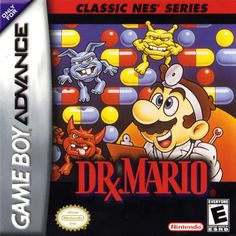 Dr. Mario, Classic NES Series - Game Boy Advance Game