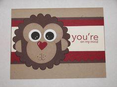 monkey punch card
