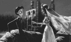 Emily and Victor Corpse Bride | Victor and Emily