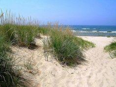 Lake Michigan Dunes, Holland, Michigan