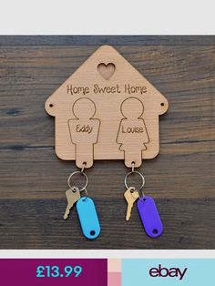 Pretty Personalised Plaques & Signs #ebay #Home, Furniture & DIY