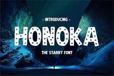 Honoka by LuOtero on @creativemarket