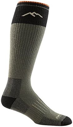 Camp Clothing - Darn Tough Over the Calf Extra Cushion Socks  Mens -- Check this awesome product by going to the link at the image.