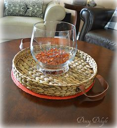 Do You Struggle With What To Put On Your Coffee Table For A Seasonal  Centerpiece?
