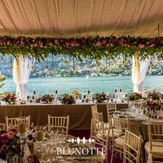 Table design for an event at CastaDiva Resort & SPA, Lake Como Lake Como, Resort Spa, Some Pictures, Lighting Design, Lake Party, Table Decorations, Cool Stuff, Flowers, Trust