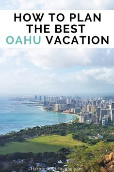 This Oahu Hawaii travel guide has the best things to do in Oahu on vacation. Use the Oahu itinerary to plan your vacation to Hawaii and discover what to do and what to see in Oahu Hawaii. #OahuHawaii #OahuTravel #OahuVacation | Oahu Hawaii itinerary | Oahu vacation guide | Oahu travel itinerary Oahu Vacation, Best Vacation Destinations, Vacations, Kauai, Oahu Hawaii, Pearl Harbor, Beautiful Places To Travel, Best Places To Travel, Honolulu Activities