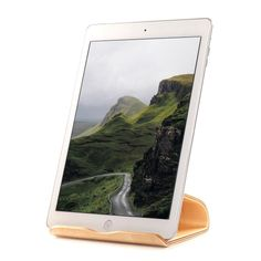 Wooden Stand for iPad by SAMDI