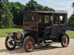 1909 Hotchkiss Type T Coupé de Ville by Eugène Boulogne et Fils | London 2014 | RM AUCTIONS