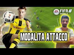 FIFA MOBILE ITA 2°: Modalità Attacco