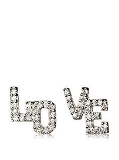 Dolce Vetra Love Stud Earrings, http://www.myhabit.com/redirect/ref=qd_sw_dp_pi_li?url=http%3A%2F%2Fwww.myhabit.com%2Fdp%2FB016A6B1VY%3F