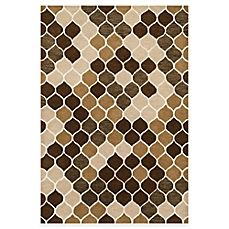 image of Loloi Rugs Weston Comb Rug in Neutral/Brown