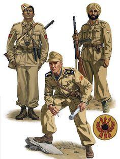 """Foreign Volunteer Units""""  • Caporalmaggiore, Centro Militare 'A'; Italy, 1942 • Soldato, Centro Militare 'I'; Italy, 1942 • Centurione, Battaglione d'Assalto 'T', Raggruppamento Frecce Rosse; Italy, 1943"""