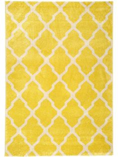 tapis lotus jaune 80x150 cm 60002840 by benuta color jaune design ornamental - Tapis Color Fly