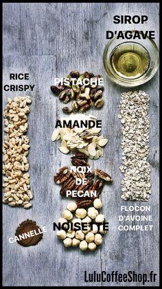 GRANOLA MAISON #granola #homemade #cooking #breakfast