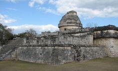 The Observatory, Chichen Itza