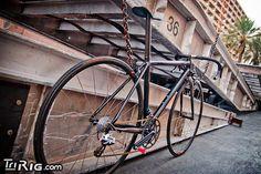 The world's lightest bike:
