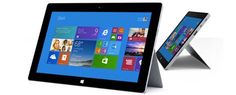 La Surface 2, sucesora de la Surface RT, es una...