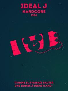 IDEAL J - HARDCORE - 1998