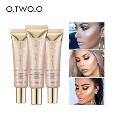 Facial Concealer Contour Face Base Foundation High Definition Invisible Cover Cream Beauty Makeup Skin Care Cosmetic 1pc Vivid And Great In Style Makeup