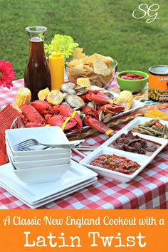 Add a bit of heat to your classic New England cookout by adding La Morena peppers! #VivaLaMorena