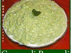 Ricetta Stuzzicherie : Crema di broccoli da Honey82