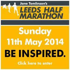 Leeds Half Marathon for Jane Tomlinson