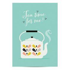 Affiche Tea for me Zü