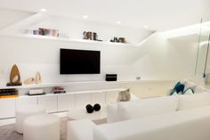 An apartment in Madrid by by A-cero