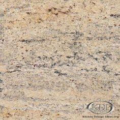 Giallo Vyara Granite  (Kitchen-Design-Ideas.org)